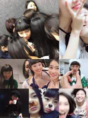 Aikawa Maho,   ANGERME,   blog,   Kamikokuryou Moe,   Kasahara Momona,   Katsuta Rina,   Murota Mizuki,   Nakanishi Kana,   Sasaki Rikako,   Takeuchi Akari,   Wada Ayaka,