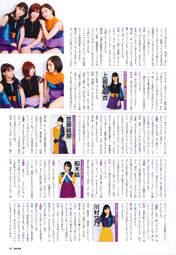 Funaki Musubu,   Kamikokuryou Moe,   Kasahara Momona,   Kawamura Ayano,   Sasaki Rikako,   Takeuchi Akari,