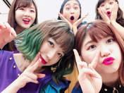 ANGERME,   Katsuta Rina,   Murota Mizuki,   Nakanishi Kana,   Takeuchi Akari,   Wada Ayaka,