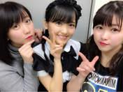 Hirose Ayaka,   Nomura Minami,   Wada Sakurako,