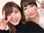 Takeuchi Akari,   Yamaki Risa,