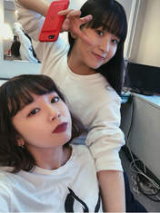 Kasahara Momona,   Katsuta Rina,