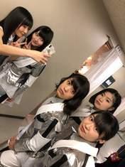 Kaga Kaede,   Kishimoto Yumeno,   Nonaka Miki,   Ogata Haruna,   Ogata Risa,