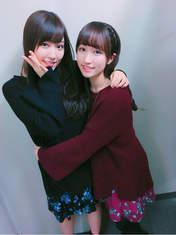 Fukumura Mizuki,   Yamaki Risa,