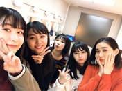Funaki Musubu,   Kamikokuryou Moe,   Kasahara Momona,   Murota Mizuki,   Sasaki Rikako,