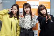 Ikuta Erina,   Ishida Ayumi,   Oda Sakura,