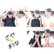 Eguchi Saya,   Hibi Marina,
