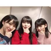 Funaki Musubu,   Kasahara Momona,   Michishige Sayumi,