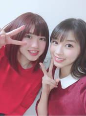 Makino Maria,   Takeuchi Akari,