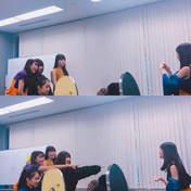 Kamikokuryou Moe,   Kasahara Momona,   Murota Mizuki,   Takeuchi Akari,   Wada Ayaka,