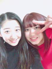 Akiyama Mao,   Takeuchi Akari,
