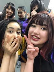 Kamikokuryou Moe,   Kasahara Momona,   Sasaki Rikako,   Takeuchi Akari,   Wada Ayaka,