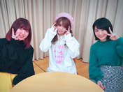 Funaki Musubu,   Takeuchi Akari,   Tanaka Reina,
