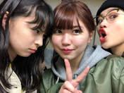 Kamikokuryou Moe,   Sasaki Rikako,   Takeuchi Akari,