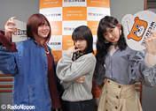 Kamikokuryou Moe,   Kawamura Ayano,   Takeuchi Akari,