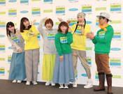 Iida Kaori,   Michishige Sayumi,   Nakazawa Yuko,   Yaguchi Mari,