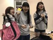 Kasahara Momona,   Nakanishi Kana,   Takeuchi Akari,