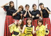 Abe Natsumi,   Fukuda Asuka,   Iida Kaori,   Ishiguro Aya,   Nakazawa Yuko,