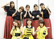 Abe Natsumi,   Fukuda Asuka,   Iida Kaori,   Inaba Atsuko,   Ishiguro Aya,   Kominato Miwa,   Nakazawa Yuko,   Shinoda Miho,