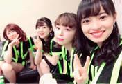 Kamikokuryou Moe,   Katsuta Rina,   Nakanishi Kana,   Takeuchi Akari,