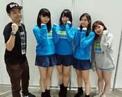 Hamaura Ayano,   Inoue Rei,   Takeuchi Akari,   Wada Sakurako,