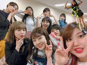 Funaki Musubu,   Kamikokuryou Moe,   Kasahara Momona,   Katsuta Rina,   Kawamura Ayano,   Nakanishi Kana,   Sasaki Rikako,   Takeuchi Akari,   Wada Ayaka,
