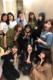 ANGERME,   Funaki Musubu,   Kamikokuryou Moe,   Kasahara Momona,   Katsuta Rina,   Kawamura Ayano,   Murota Mizuki,   Nakanishi Kana,   Sasaki Rikako,   Takeuchi Akari,   Tamura Meimi,   Wada Ayaka,