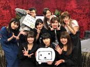 Kawamura Ayano,   Kumai Yurina,   Natsuyaki Miyabi,   Takeuchi Akari,
