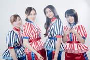 Funaki Musubu,   Sasaki Rikako,   Takeuchi Akari,   Wada Ayaka,