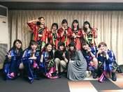 ANGERME,   Fukuda Kanon,   Funaki Musubu,   Kamikokuryou Moe,   Kasahara Momona,   Katsuta Rina,   Kawamura Ayano,   Murota Mizuki,   Nakanishi Kana,   Sasaki Rikako,   Takeuchi Akari,   Wada Ayaka,