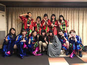 ANGERME,   Fukuda Kanon,   Funaki Musubu,   Kamikokuryou Moe,   Kasahara Momona,   Katsuta Rina,   Kawamura Ayano,   Murota Mizuki,   Nakanishi Kana,   Sasaki Rikako,   Takeuchi Akari,   Wada Ayaka,