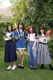Hirose Ayaka,   Makino Maria,   Takeuchi Akari,   Tanimoto Ami,