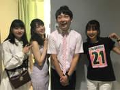 Kasahara Momona,   Mano Erina,   Nakanishi Kana,