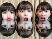Kamikokuryou Moe,   Kasahara Momona,   Kawamura Ayano,