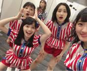 Funaki Musubu,   Kamikokuryou Moe,   Kawamura Ayano,   Murota Mizuki,   Sasaki Rikako,