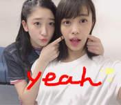 Akiyama Mao,   Kishimoto Yumeno,