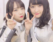 Inaba Manaka,   Kawamura Ayano,