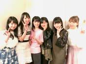 Iikubo Haruna,   Ishida Ayumi,   Michishige Sayumi,   Nonaka Miki,   Ogata Haruna,   Sato Masaki,