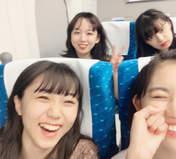 Kamikokuryou Moe,   Katsuta Rina,   Murota Mizuki,   Sasaki Rikako,