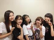 Katsuta Rina,   Kumai Yurina,   Nakanishi Kana,   Takeuchi Akari,   Yajima Maimi,