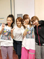 Ikuta Erina,   Nakazawa Yuko,   Niigaki Risa,   Oda Sakura,