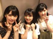 Kamikokuryou Moe,   Kawamura Ayano,   Michishige Sayumi,