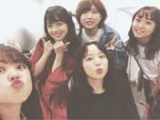Kamikokuryou Moe,   Katsuta Rina,   Murota Mizuki,   Nakanishi Kana,   Takeuchi Akari,