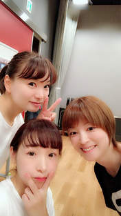 Kago Ai,   Yasuda Kei,   Yoshizawa Hitomi,