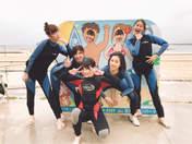 Kamikokuryou Moe,   Kasahara Momona,   Katsuta Rina,   Nakanishi Kana,   Sasaki Rikako,   Takeuchi Akari,   Wada Ayaka,