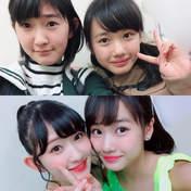Kawamura Ayano,   Yokoyama Reina,