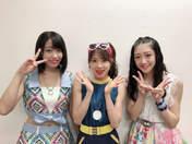 Akiyama Mao,   Ishida Ayumi,   Wada Sakurako,