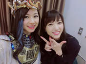 Ishida Ayumi,   Yajima Maimi,