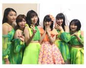Funaki Musubu,   Kasahara Momona,   Katsuta Rina,   Michishige Sayumi,   Takeuchi Akari,   Wada Ayaka,