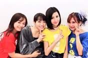 Arihara Kanna,   Okai Chisato,   Umeda Erika,   Yajima Maimi,